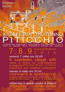 Piticchio festa